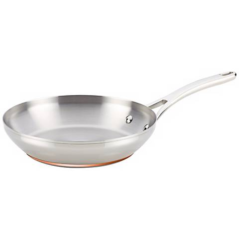 """Anolon Nouvelle Stainless Steel 10 1/2"""" Skillet"""
