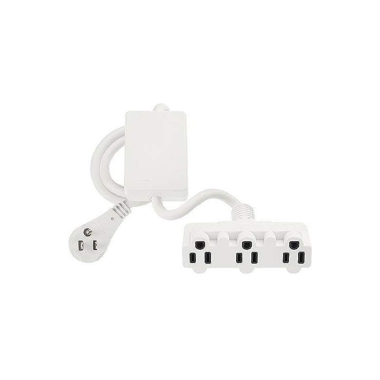 Maestro Wireless RF Plug-In 3-Receptacle Dimming Module