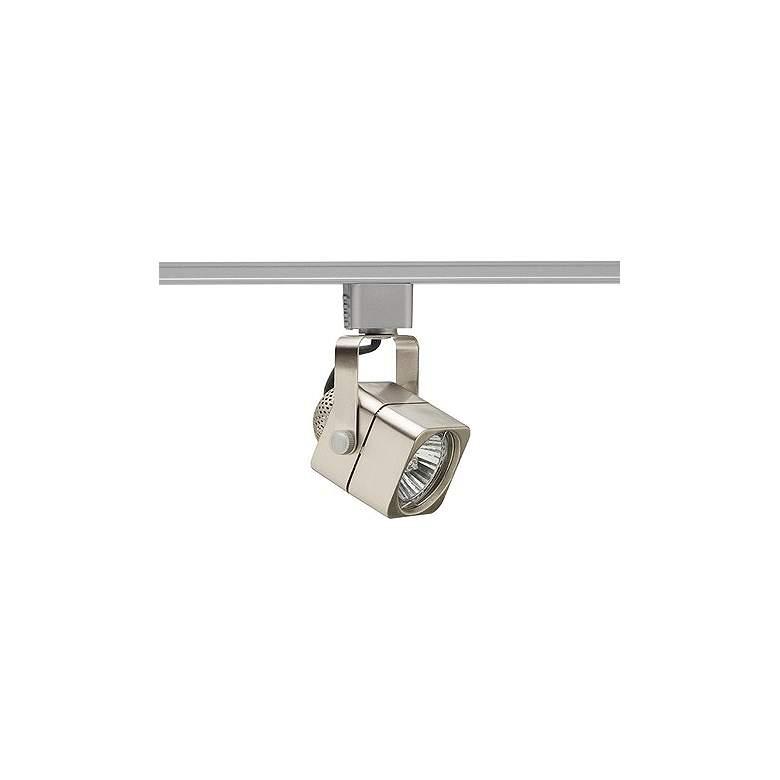 Juno Trac-Lites 50 Watt GU10 Chrome Cast Cube