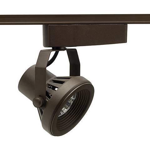 Juno Trac-Lites 50 Watt Bronze Funnel Track Spotlight