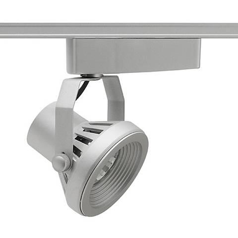 Juno Trac-Lites 50 Watt Silver Funnel Track Spotlight