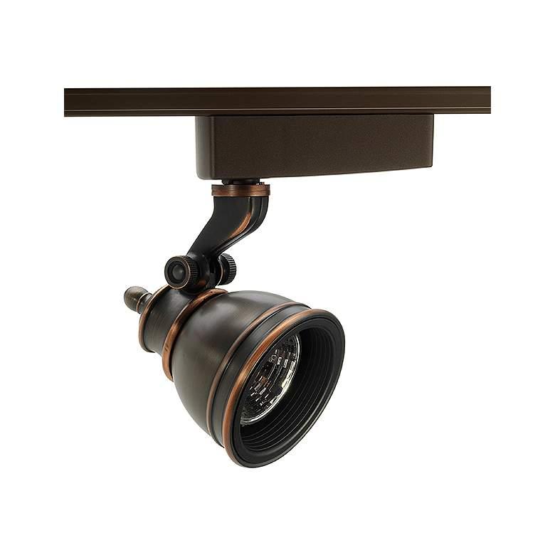 Juno Trac-Lites 50 Watt Bell Bronze Track Spotlight