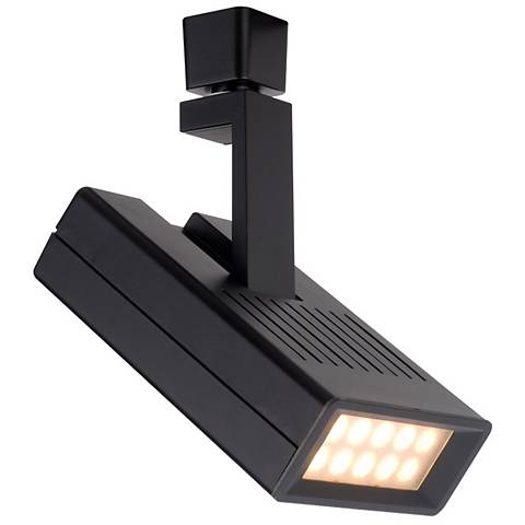 WAC Argos 42 Degree Black 25W Led Track Head for Lightolier
