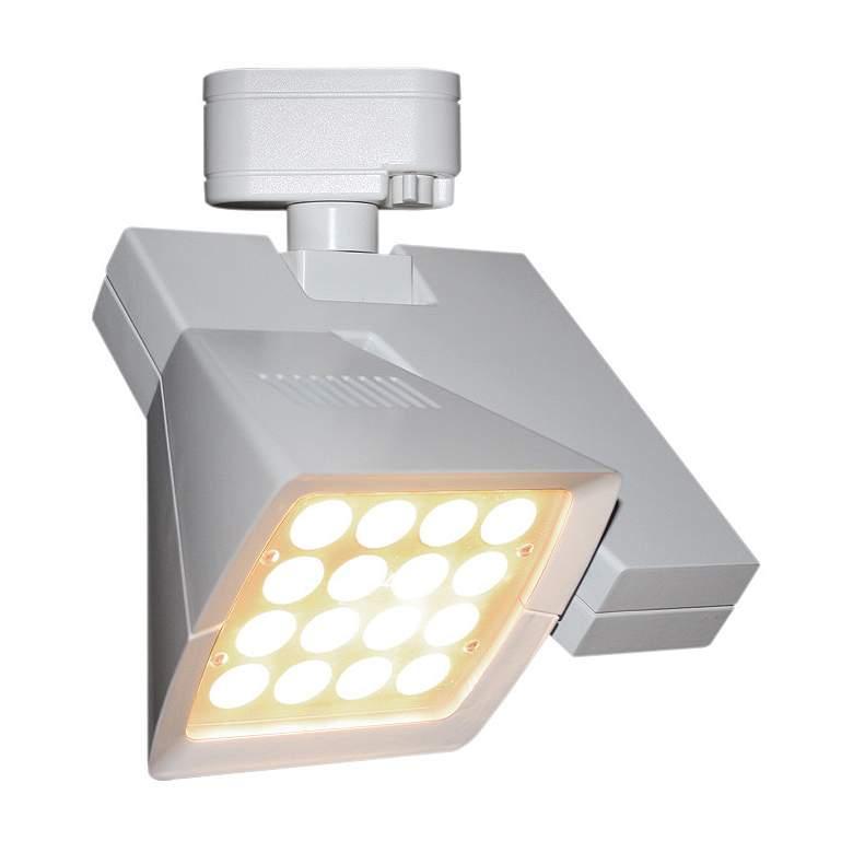 WAC Logos 36 Degree White 38W LED Track Head for Lightolier
