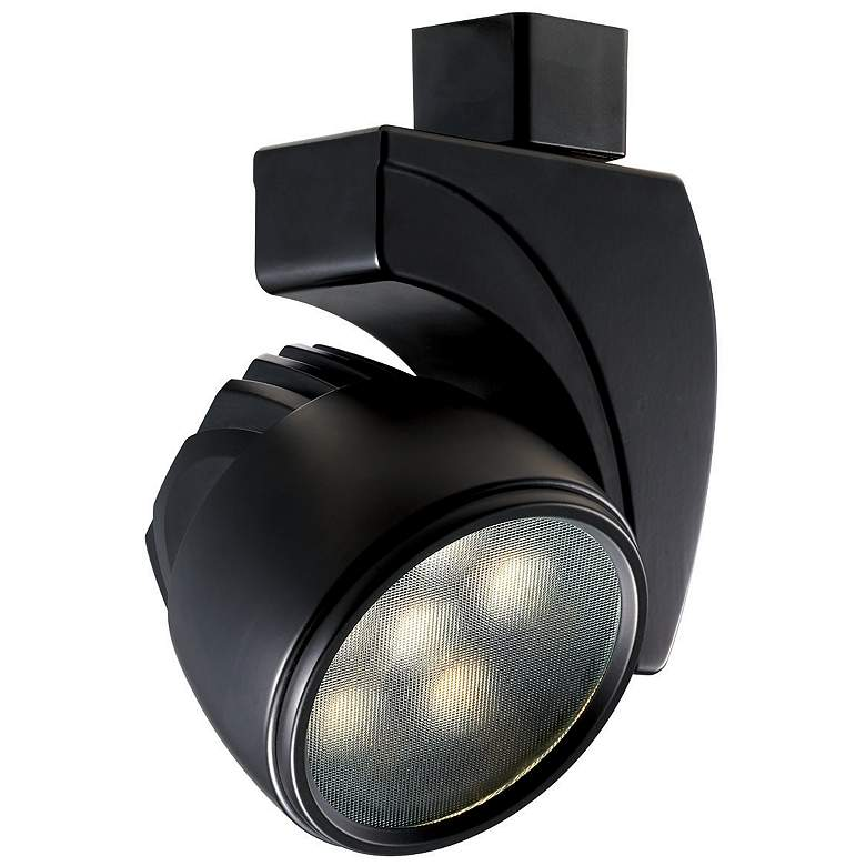 WAC Reflex 45 Degree Black 27W LED Track