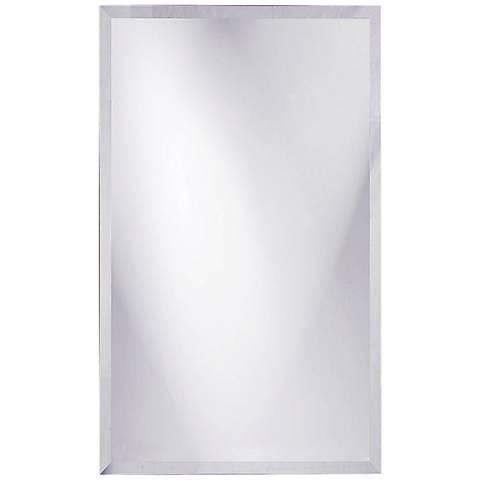 "Howard Elliott Rectangle 24"" x 36"" Wall Mirror"