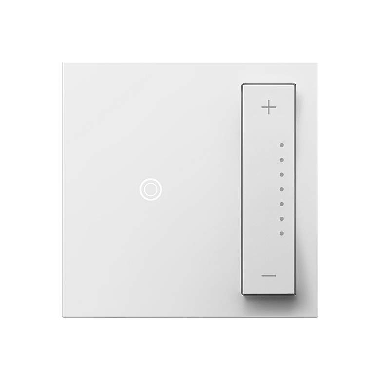 adorne® SofTap White 700 Watt Wall Dimmer