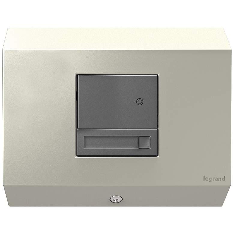 adorne® Titanium 1-Gang Paddle Dimmer Control Box
