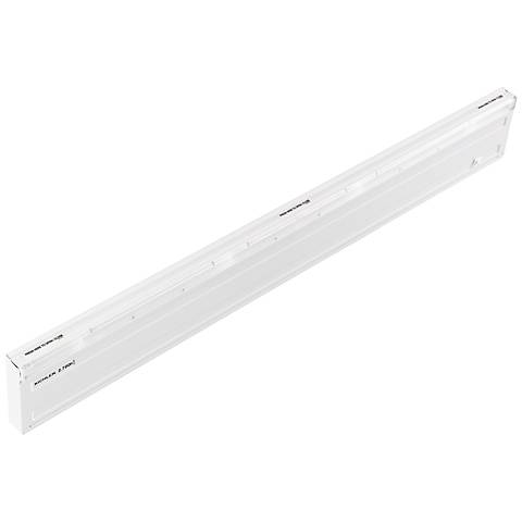 "Design Pro White 30 3/4"" Linkable LED Under Cabinet Light"