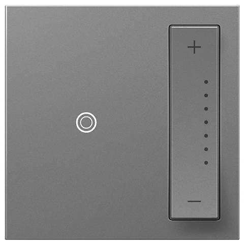 adorne® SofTap Magnesium 700 Watt Wall Dimmer