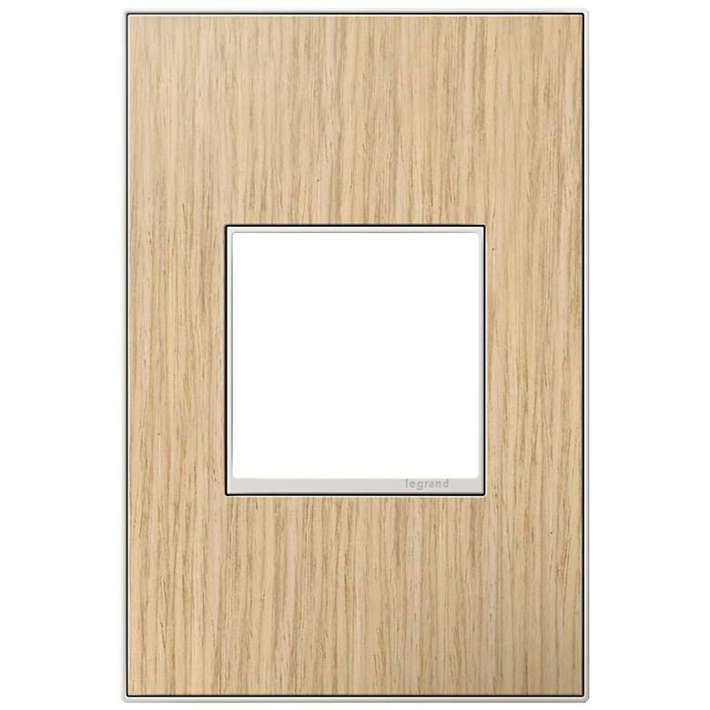 adorne® 1-Gang French Oak Wall Plate
