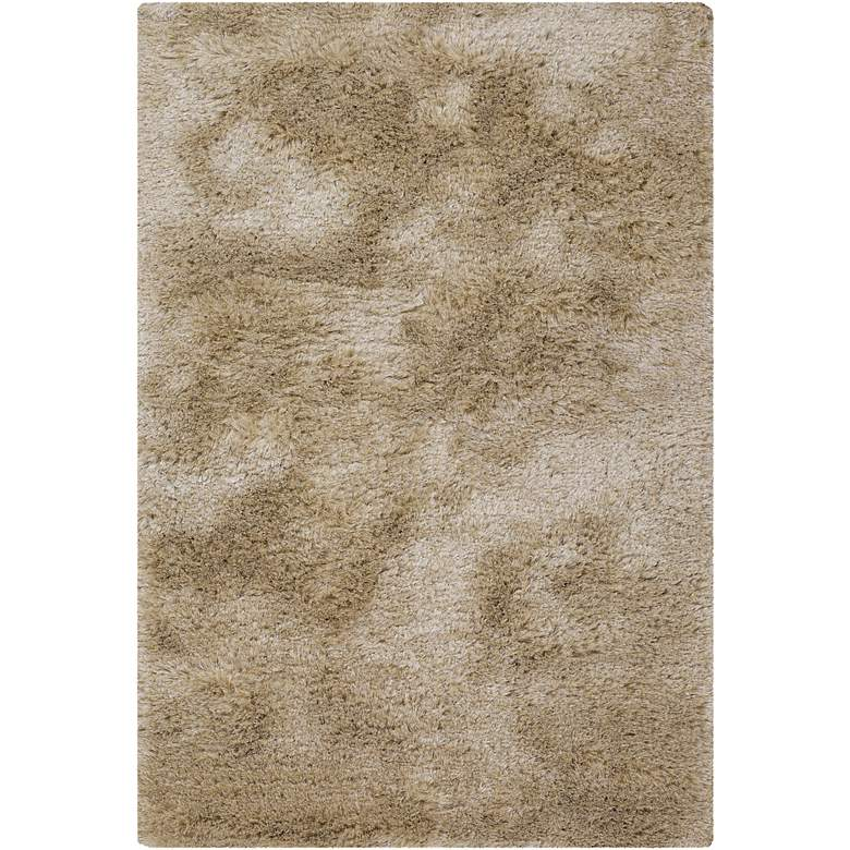 Chandra Naya NAY18804 Tan Shag Area Rug