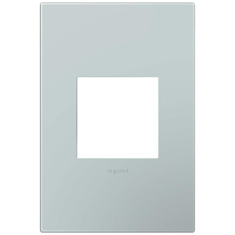 adorne® Pale Blue 1-Gang Snap-On Wall Plate