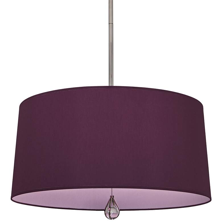 """Custis Collection 25 1/2"""" Wide Greenhow Grape Pendant"""