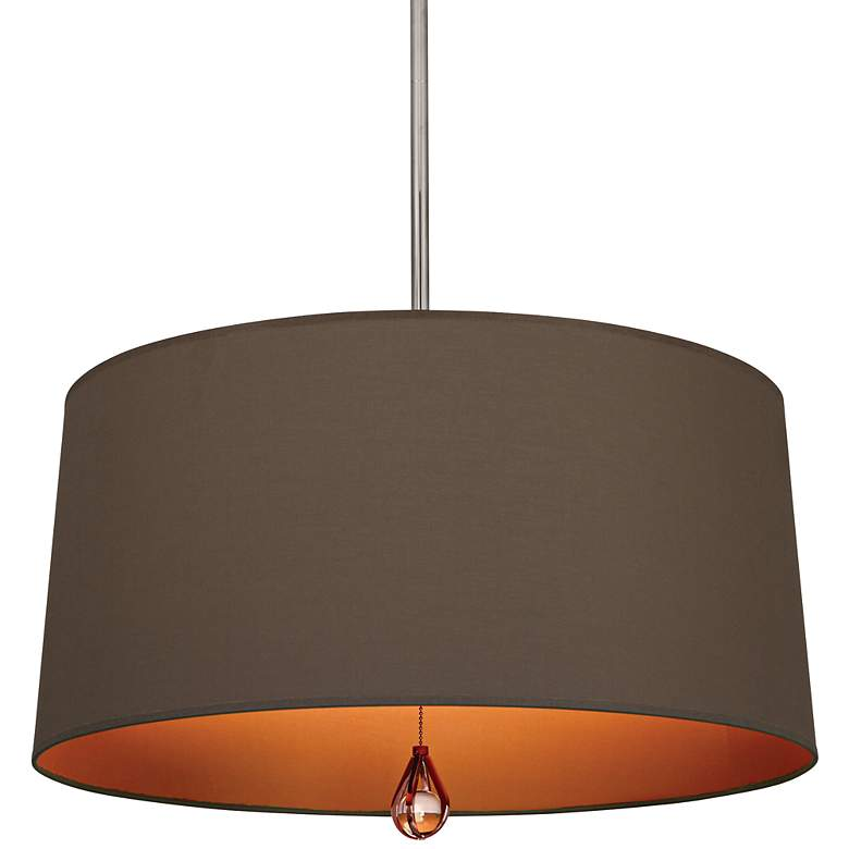 """Custis Collection 25 1/2"""" Wide Revolutionary Storm Pendant"""
