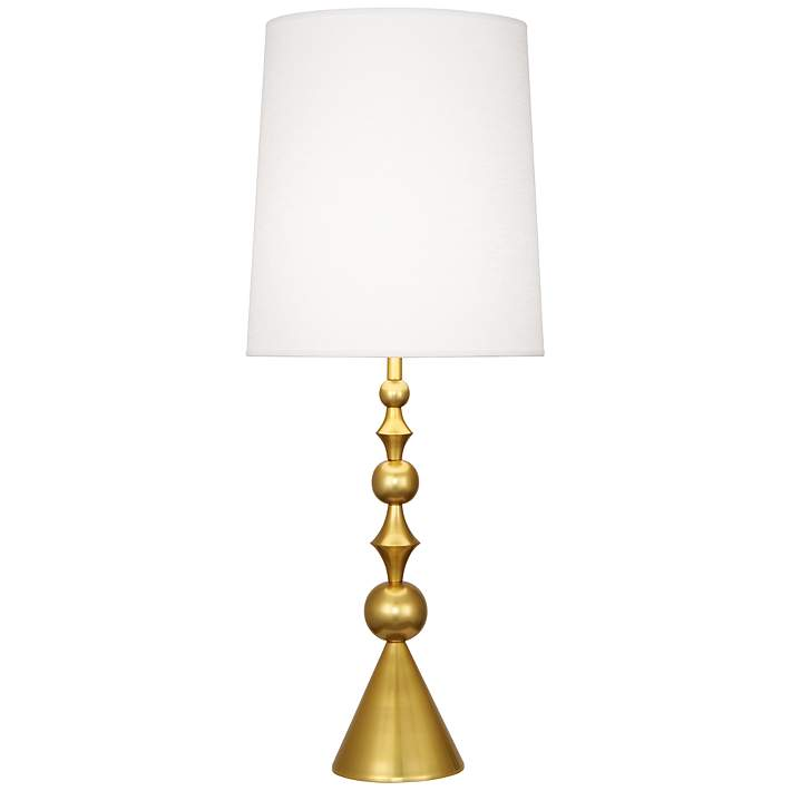 Jonathan Adler Harlequin Antique Brass, Jonathan Adler Table Lamp