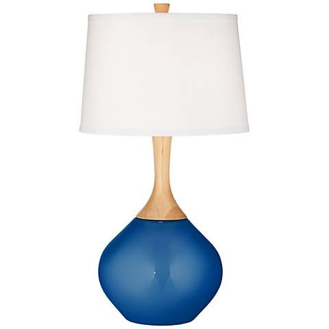 Ocean Metallic Wexler Table Lamp