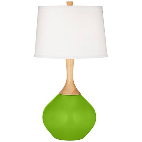 Neon Green Wexler Table Lamp