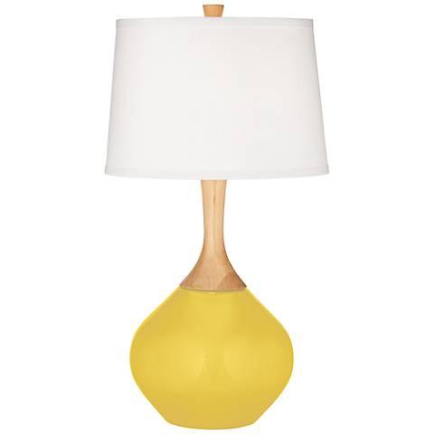 Lemon Zest Wexler Table Lamp