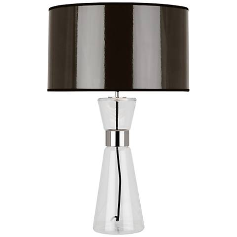 Robert Abbey Penelope Large Taupe Shade Table Lamp
