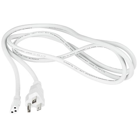 6-Ft Direct Power Cord Set for Illume Under Cabinet Lights