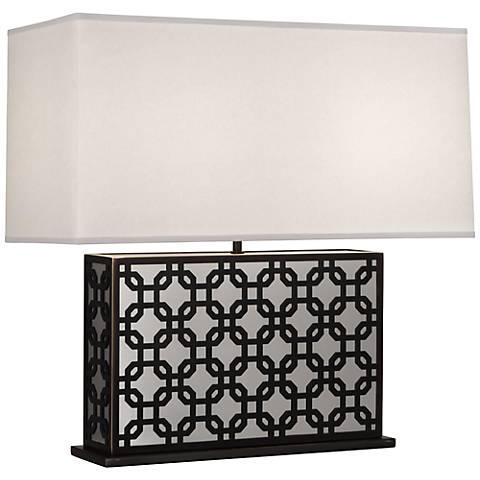 Dickinson Bronze Wide Table Lamp