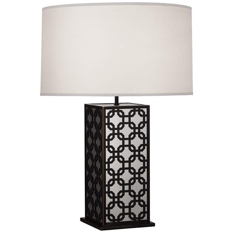 Dickinson Bronze Tall Table Lamp