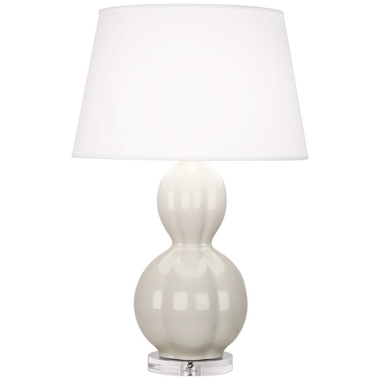 Randolph Bruton White Table Lamp