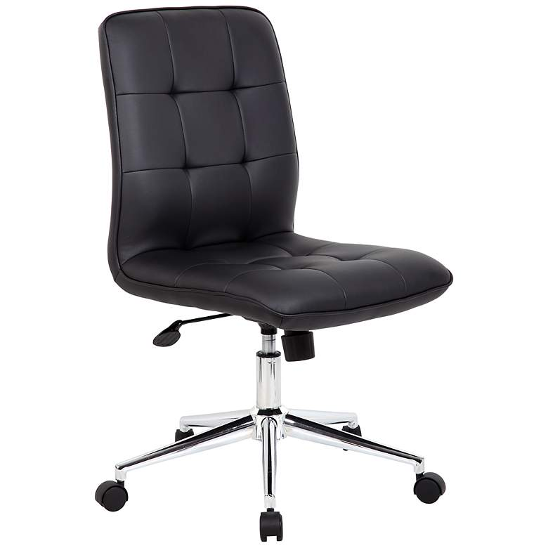 Modern Black Adjustable Office Chair
