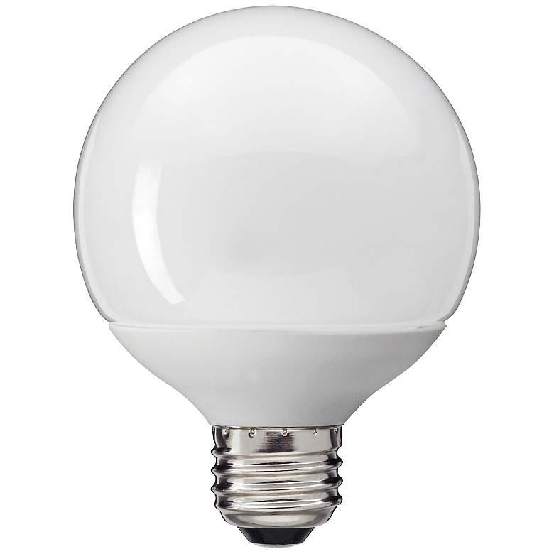 5 Watt G-25 Decorative LED Bulb by GE