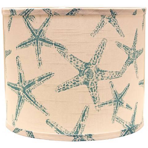 Star Fish 14x14x11 Drum Shade (Spider)