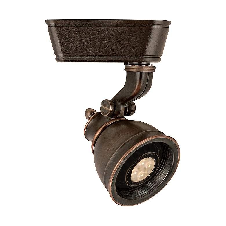 WAC Caribe 874 L Bronze LED Track Head for Lightolier