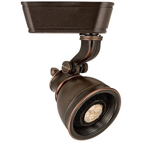 WAC Caribe 874 L Bronze LED Track Head for Lightolier