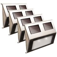 Solar deck step lighting landscape lighting lamps plus solar power 5 34 aloadofball Gallery