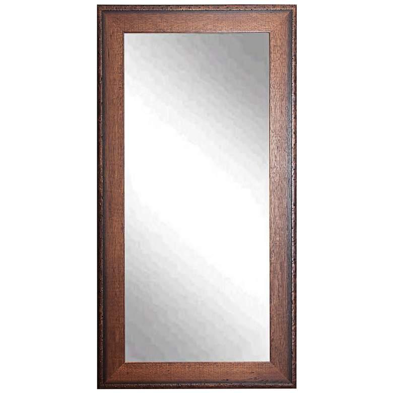 "Timber Estate Walnut 30 1/2"" x 65 1/2"" Full Length Mirror"
