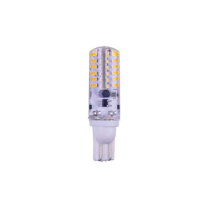 30w Equivalent Clear 2 5w Led Dimmable T5 Wedge Bulb 6x791 Lamps Plus