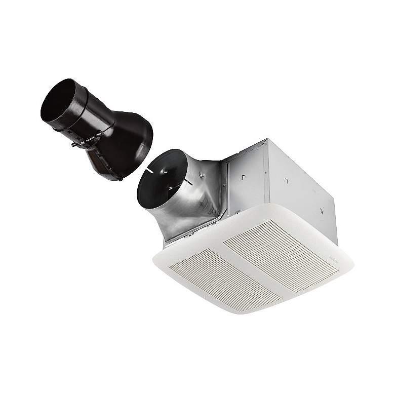 NuTone Ultra Pro 110 CFM Single-Speed Bathroom Fan ...