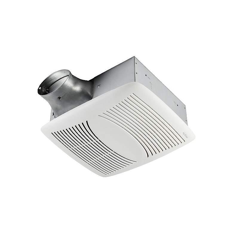 NuTone EZ Fit White 80 CFM Bathroom Ventilation