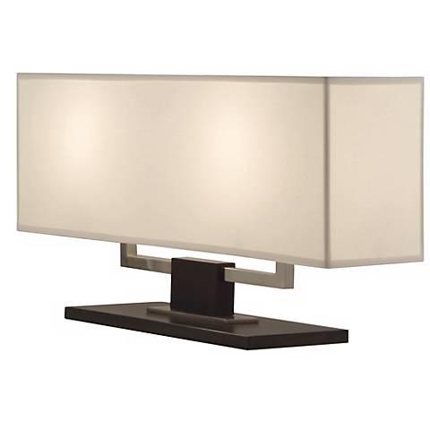 "Sonneman Hanover Bankette 12 1/2"" High Accent Table Lamp"