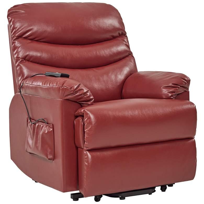 ProLounger® Burgundy Power Wall Hugger Recliner Chair