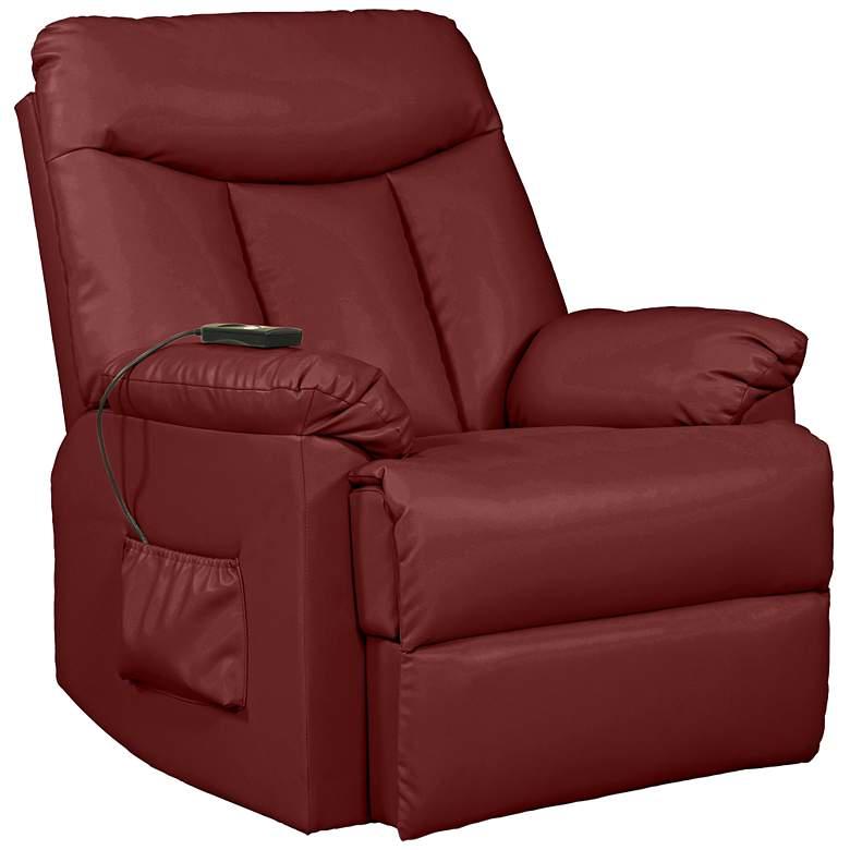 ProLounger® Burgundy Red Lift Recliner Chair