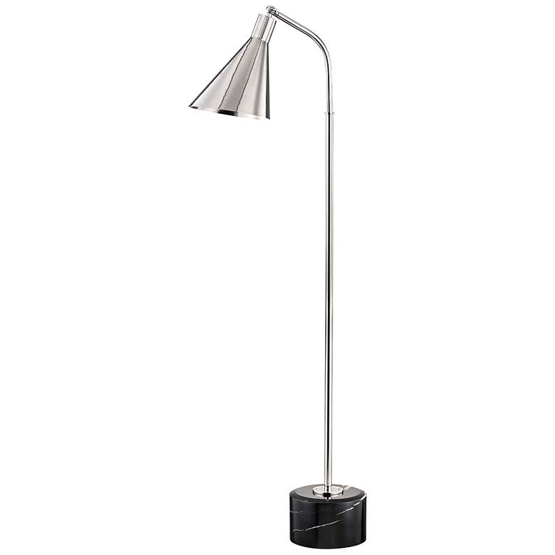 Hudson Valley Stanton Polished Nickel Floor Lamp