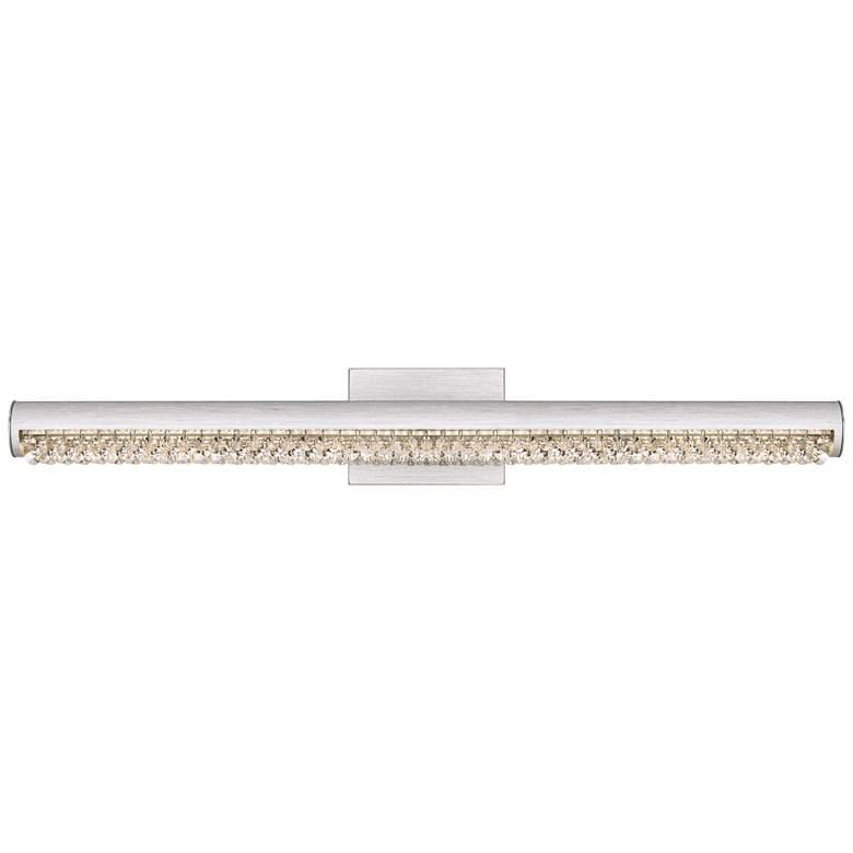 """Platinum Kimber 32 1/4"""" Wide Brushed Aluminum LED"""