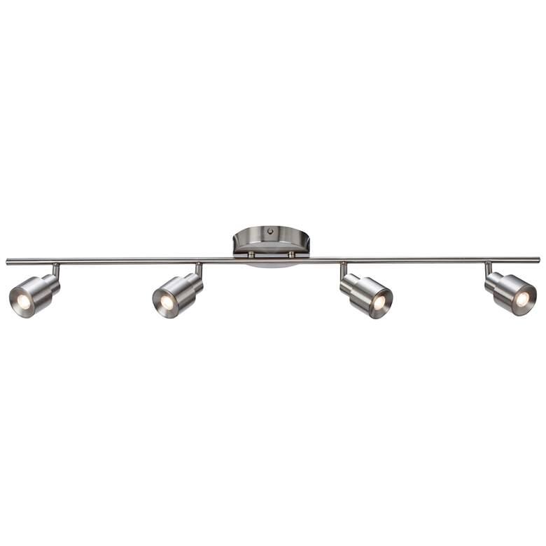 Chappelle 4-Light Satin Nickel LED Track Fixture