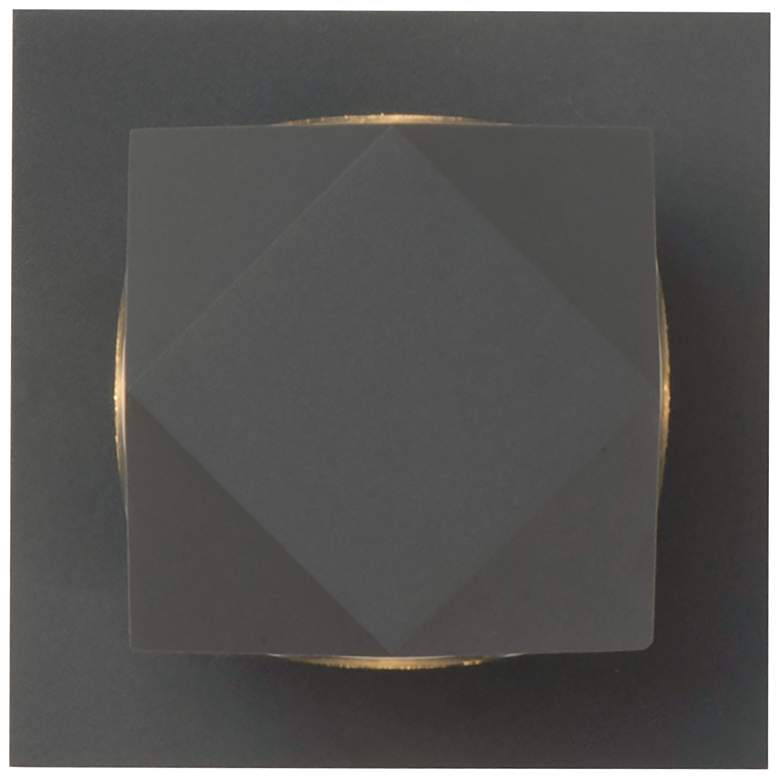 "ET2 Alumilux 4 3/4"" High Bronze 12W LED"