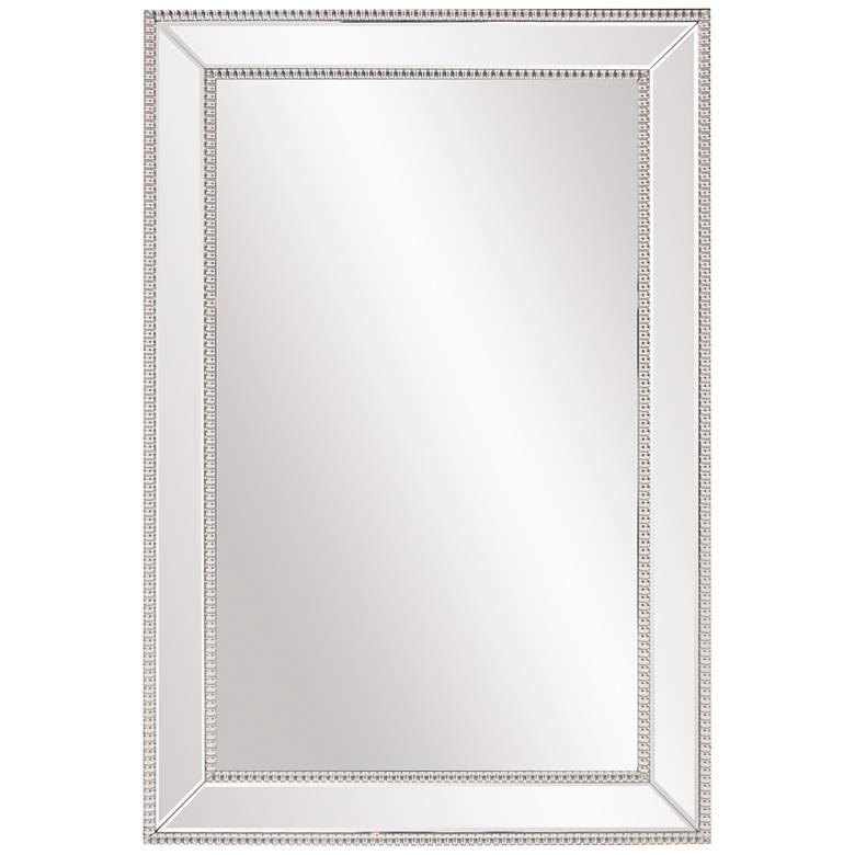 "Howard Elliott Gemma 31"" x 47"" Rectangular Wall Mirror"