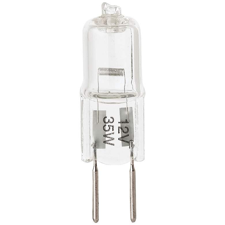 Satco 35 Watt Halogen G6 Bi-Pin Low Voltage
