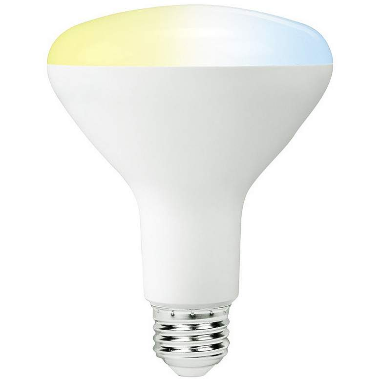 60W Equivalent 10W LED Dimmable BR30 Smart Bulb