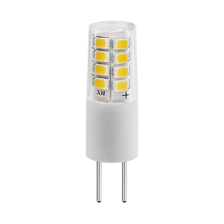 50 Watt Equivalent Tesler 4 Watt LED Dimmable G4 Bulb