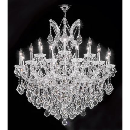 James R. Moder Maria Theresa Gold Grand Lighting Collection